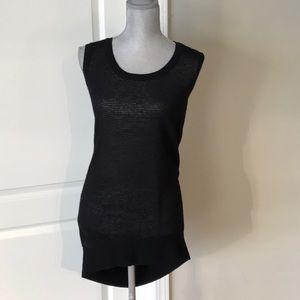 NWT Alexander Wang Black Sweater Dress Sz Small